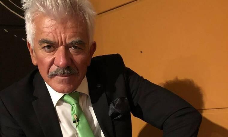 Γιώργος Γιαννόπουλος: «Δε ζω με το φόβο. Κοιτάζω πάντα ψηλά»