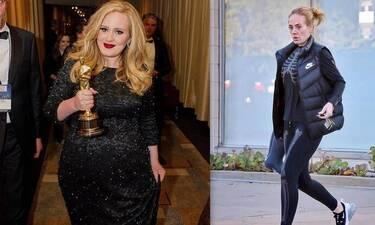 Αυτή είναι η δίαιτα που έκανε την Adele άλλον άνθρωπο!