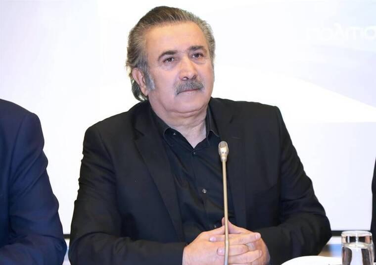 Λάκης Λαζόπουλος: Ολοκλήρωσε τη συγγραφή βιβλίου για τη γυναίκα του