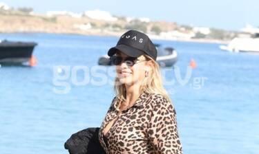 Κωνσταντίνα Σπυροπούλου: Φόρεσε το πιο ωραίο summer dress και θα το ζηλέψεις