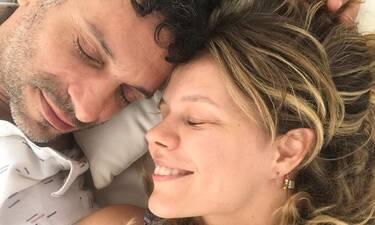 Χρανιώτης:Μας έδειξε το νεογέννητο μωρό του!Η αποκάλυψη για τον δύσκολο τοκετό