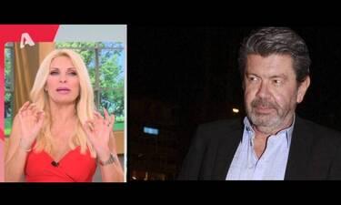 Μενεγάκη: Η αναφορά της στις διακοπές της με τον Γιάννη Λάτσιο στην Αμοργό!