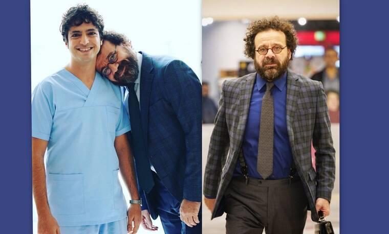Ο Γιατρός: Δείτε τις μοναδικές φώτο του Δρ Αντίλ με την οικογένειά του