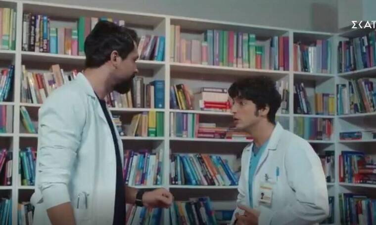 Ο Γιατρός: Εκνευρισμένος ο Φερμάν που η Μπελίζ υπερασπίζεται τον Αλί (Pics)