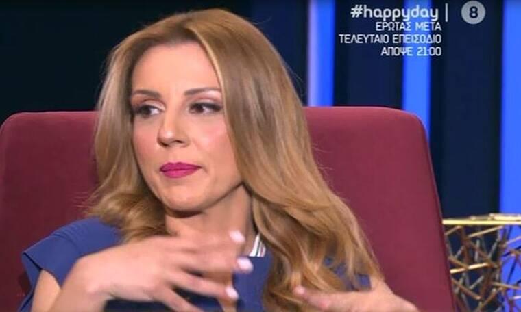 Ματίνα Νικολάου: Δε φαντάζεστε τι αποκάλυψε πρώτη φορά για το διαζύγιό της