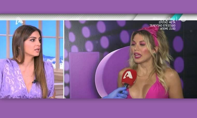 Τσιμτσιλή: Το σχόλιο on air για την κόντρα Καινούργιου – Σπυροπούλου!