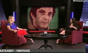 Αλίκη Κατσαβού: Μιλά πρώτη φορά για τον ξαφνικό θάνατο του πρώτου της άντρα