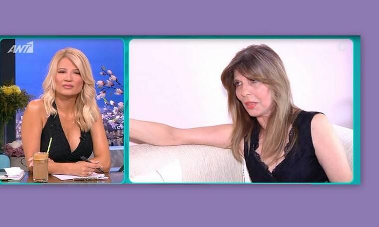 Κατερίνα Στανίση: Η ερώτηση που την εξόργισε και τα μπινελίκια on camera!