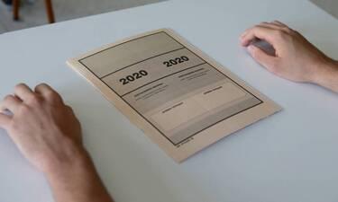 Πανελλήνιες εξετάσεις 2020: Τα θέματα Αρχαίων Ελληνικών και Μαθηματικών