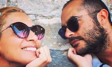 Μαρία Ηλιάκη: Η αδημοσίευτη φωτό του συντρόφου της και η λαχτάρα να τη δει
