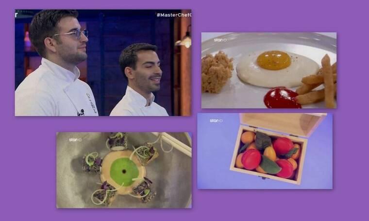 MasterChef τελικός: Αυτά είναι τα 4 πιάτα - Αναλυτικά οι συνταγές!