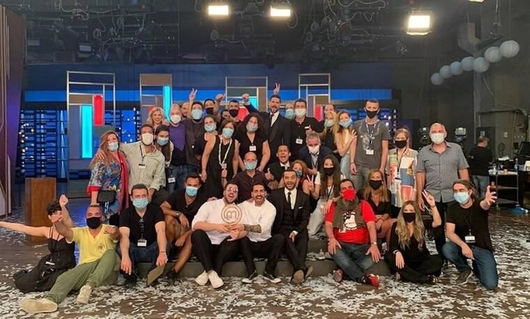 MasterChef: Τα μηνύματα και οι φώτο των κριτών μετά τον μεγάλο τελικό
