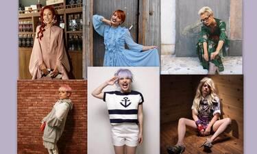 Κούμπα:Το κορίτσι του My Style Rocks με τα δεκάδες διαφορετικά στιλ μαλλιών