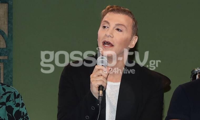 Θέατρο Άλσος: Το gossip-tv στη Συνέντευξη Τύπου του Τάκη Ζαχαράτου