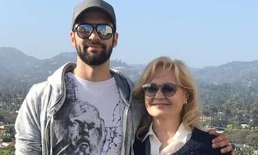 Νικολούλη: Ο γιος της εκτός από επιτυχημένος σκηνοθέτης είναι και κούκλος