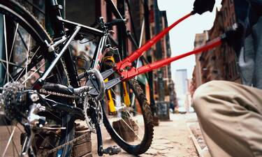 Πώς να μην σας κλέψουν το ποδήλατο