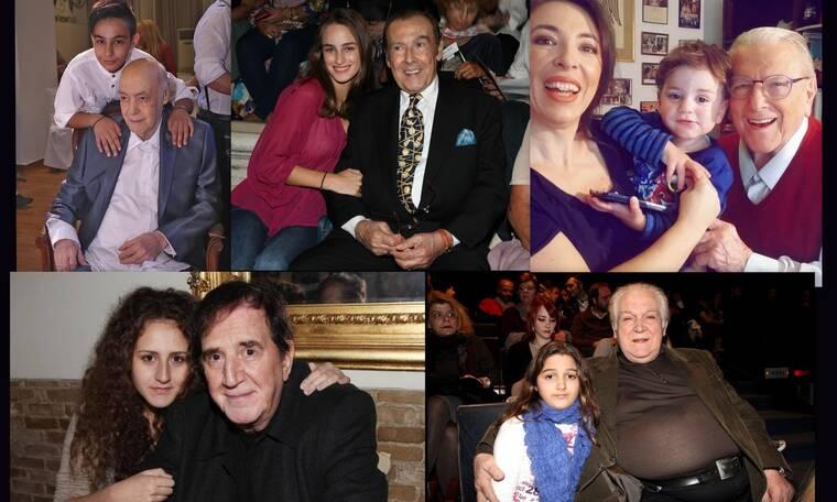 Γιορτή του πατέρα:Επώνυμοι Έλληνες που έγιναν μπαμπάδες σε μεγάλη ηλικία