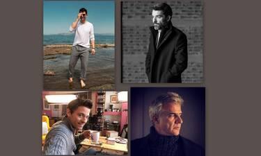 Γιορτή του πατέρα:Οι 4 γοητευτικοί Έλληνες μπαμπάδες που χαζεύουμε στο Instagram