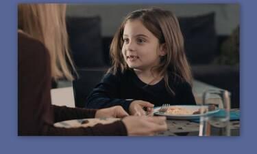 8 Λέξεις: Η πρώτη σκηνή της μικρής Τζουλιάνας μετά την καραντίνα!
