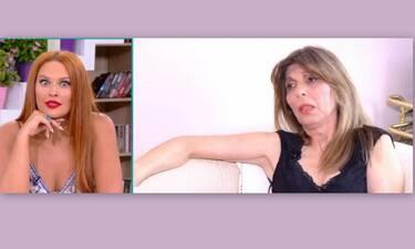 Γούρλωσε τα μάτια η Σίσσυ Χρηστίδου με τα «γαλλικά» της Στανίση on air!