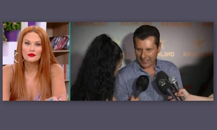 Τζούλια Νόβα: Γύρισε σελίδα ο πρώην σύντροφός  της μετά το χωρισμό!
