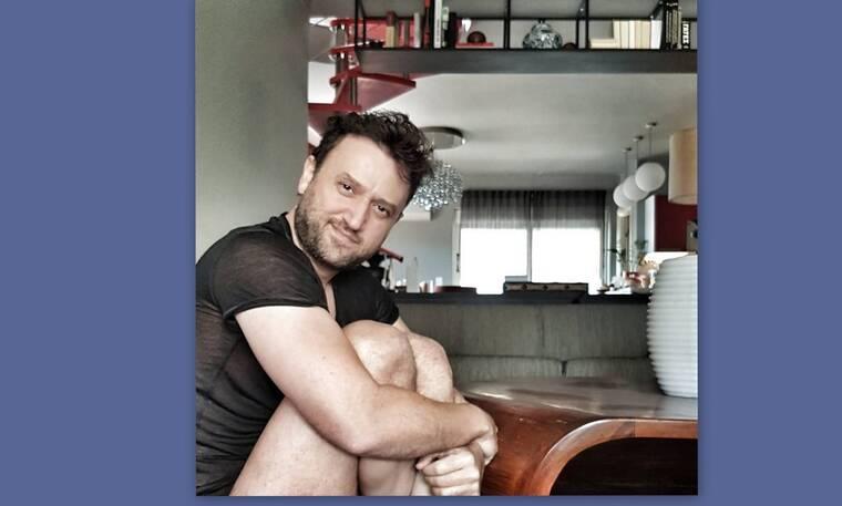 Αργύρης Αγγέλου: Το εργένικο σπίτι του είναι ό,τι πιο εντυπωσιακό έχεις δει!