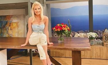 Φαίη Σκορδά: Η νέα φωτό της με μαγιό είναι «θαύμα» - Θα το ζηλέψεις!