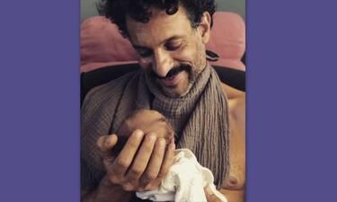 Γιώργος Χρανιώτης: Τα πρώτα 24ωρα με τον γιο του μέσα από φώτο!