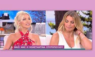 Ένταση ανάμεσα σε Καινούργιου –Σπυροπούλου - Έλυσαν την παρεξήγηση on air