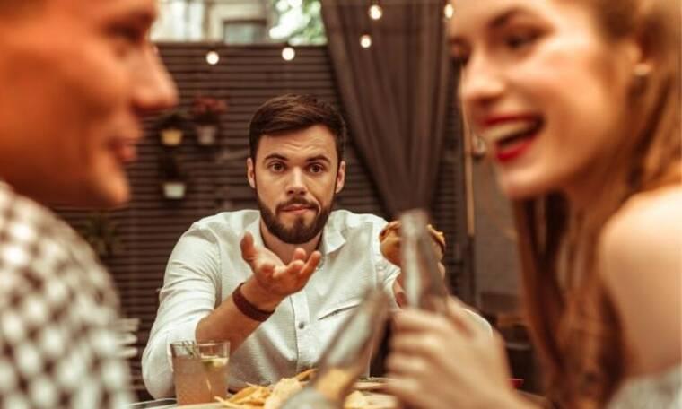Αυτή είναι η αντίδραση του καλού σου, αν κάποιος άλλος άντρας σε φλερτάρει!