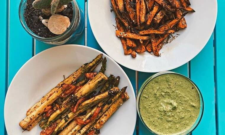 Ψητά σπαράγγια: το τέλειο ορεκτικό για όσους λατρεύουν τα ψητά λαχανικά