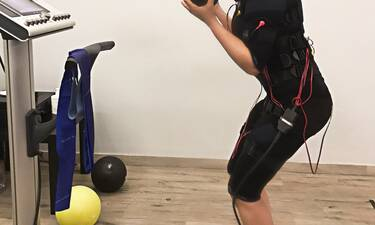 Γνωστή Ελληνίδα γιαγιά λιώνει στη γυμναστική και έχει κορμάρα! (Video)
