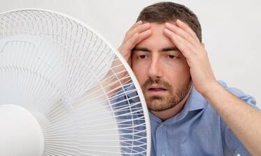 Τρόποι για να μην ζεσταίνεσαι
