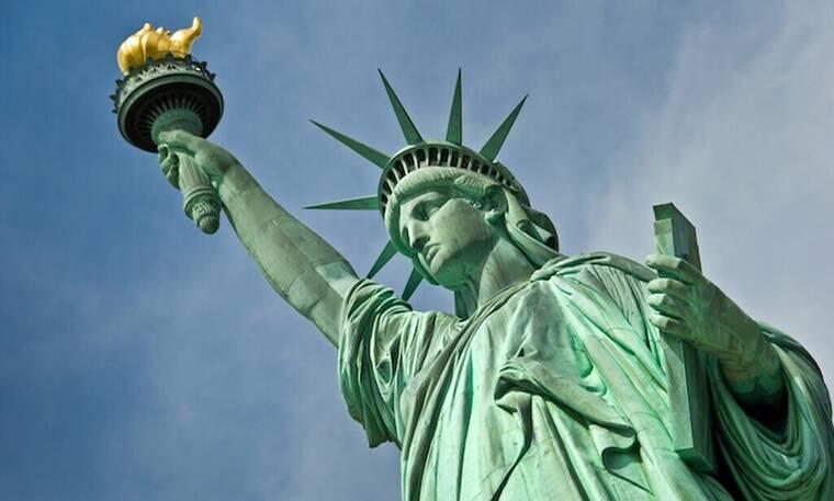 Τα ήξερες αυτά για το Άγαλμα της Ελευθερίας;
