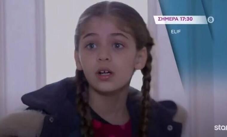 Elif: Η Αρζού προσπαθεί να πνίξει την Ελίφ