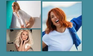 Ηλιάκη: Όλες οι αλλαγές που έχει κάνει στα μαλλιά της - Θα εντυπωσιαστείς!