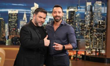 The 2Night Show: Αυτοί είναι οι λαμπεροί καλεσμένοι του Αρναούτογλου απόψε!