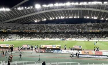 Πρόβα τελικού για ΑΕΚ και Ολυμπιακό στο ΟΑΚΑ