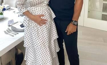Διάσημο ζευγάρι περιμένει το πρώτο παιδί του (pics)