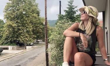 Μελίνα Ασλανίδου:Οι αρετουσάριστες φωτό από την παραλία και η μεγάλη αλλαγή
