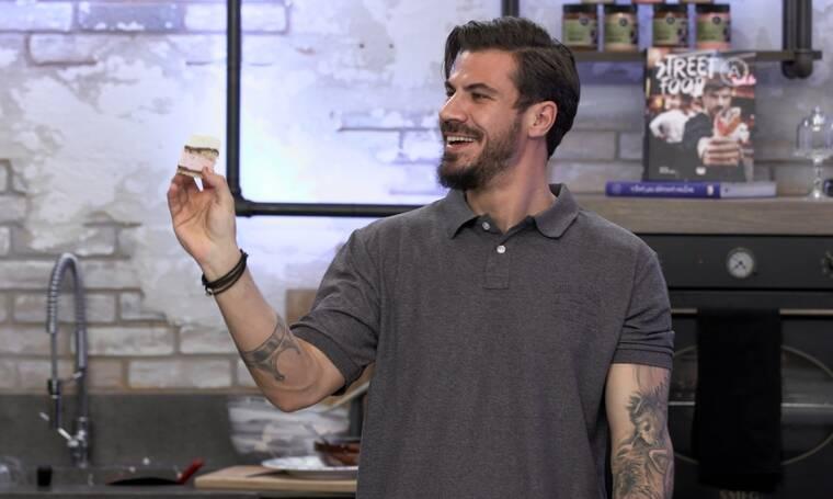 Τι μαγειρεύει ο Άκης Πετρετζίκης στο τελευταίο Kitchen Lab της σεζόν;