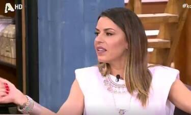 Χριστίνα Κολέτσα:Αυτός είναι ο λόγος που χώρισε από τον Δημήτρη Δεγαμινιώτη