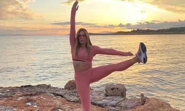 Ελένη Πετρουλάκη: Ποζάρει με μαγιό στην Κρήτη και «ρίχνει» το Instagram!