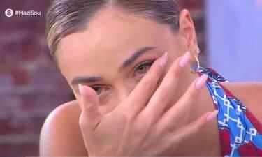 Λύγισε η Κόνι Μεταξά - Γιατί δάκρυσε on air; (Photos-Video)