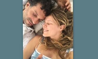Χρανιώτης-Αβασκαντήρα: Θα λιώσεις με τις νέες φώτο του 14 ημερών γιου τους