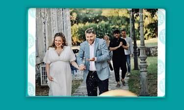 Μπουρδούμης - Δροσάκη: Μάθετε όλες τις λεπτομέρειες του γάμου τους