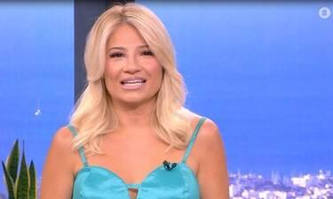 Φαίη Σκορδά: Τα χάσαμε με την ανακοίνωση on air για το Πρωινό