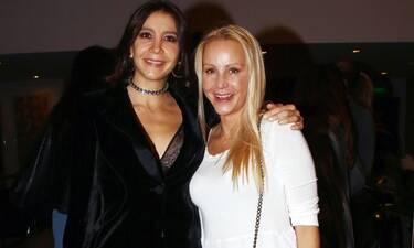 Μαρία Ελένη Λυκουρέζου: Τα ξαναβρήκε με την αδερφή της, Μάρθα Κουτουμάνου
