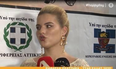 Σοκάρει η Σταρ Ελλάς, Ραφαέλα Πλαστήρα: «Βίωσα λεκτική και σωματική βία»!