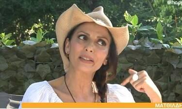 Ματθίλδη Μαγγίρα: Μιλά για την ψυχοθεραπεία που έκανε 3 χρόνια